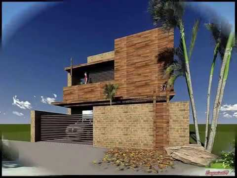 Most Beautiful Houses|Park Home Model|Attractive House Design|House Plan & Model|Small House Model