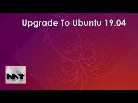 How To Upgrade To Ubuntu 19.04