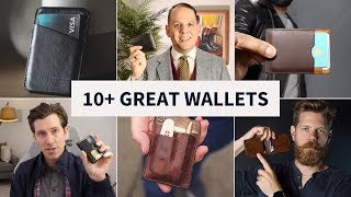 Download 10 Best Men's Wallets for 2019 // Fossil, Anson Calder, KORE, Campbell Cole and MORE Video