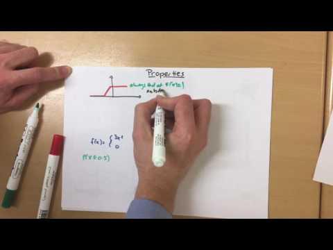 3.2a CDF - Cumulative Distribution Function part 1