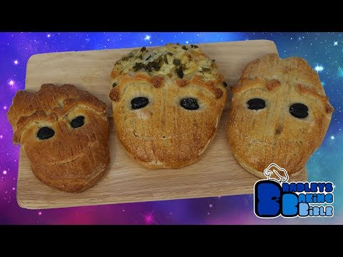 Baby Groot Sourdough Bread | Guardians of the Galaxy | HIGH STREET TREATS