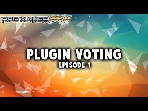 Some Random Plugin Poll #1 ~ RPG Maker MV Voting