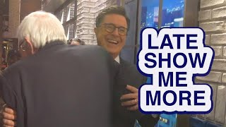 Late Show Me More: