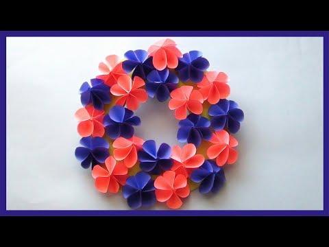 Paper Flowers Home & Room Decor Ideas