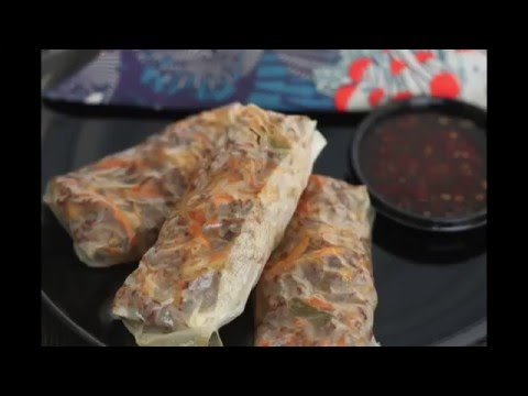 [SIMPLE] How To Make Spring Rolls Baked In Oven