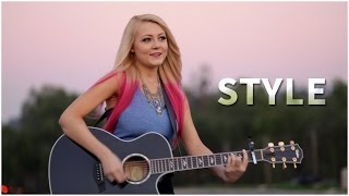 taylor swift   style acoustic cover by alexi blue