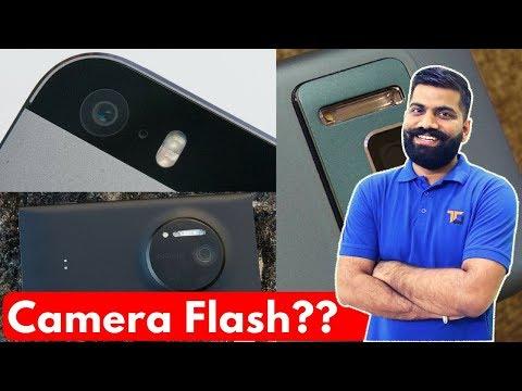 Smartphone Camera Flash? Single LED, Dual LED, True Tone, Xenon? Color Temperature?