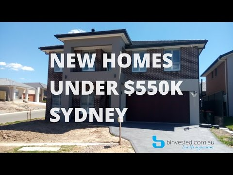 First Home Buyers - Sydney New House and Land Under $550k!!