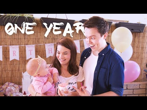 THE CUTEST ONE YEAR OLD EVER (Home Video 5)