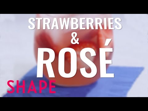 Strawberries and Rosé | Rosé Everything | Shape