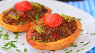Nefis Patates Dolması Tarifi ( İftara şahane Bir Alternatif )