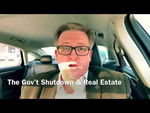 Government Shutdown and Real Estate | 2018 Edition