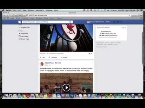 How Your friends can see your Facebook posts in their news feed easily.