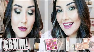 FULL FACE OF NEW PRODUCTS | CHIT CHAT GRWM | ft. Kylie Cosmetics