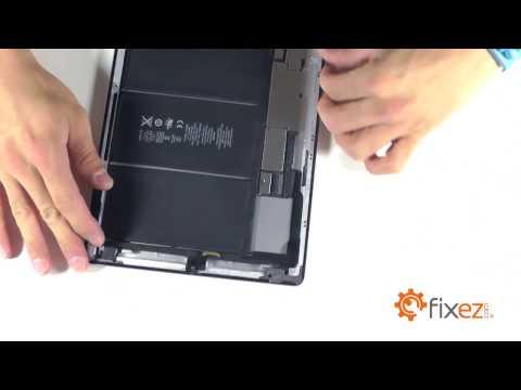 iPad 4 Headphone Jack Repair