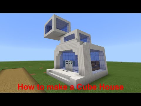 How To Make A Cube House