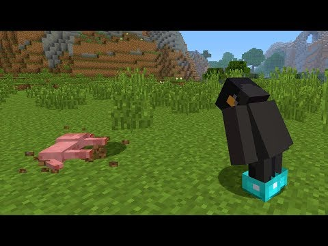 Minecraft Xbox: DOG'S DEATH... [369]