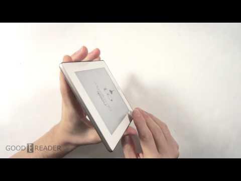 Nook Glowlight Plus Unboxing Video