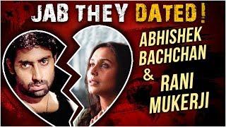 UNTOLD LOVE STORY: Abhishek Bachchan And Rani Mukerji | Jab They Dated Episode 2