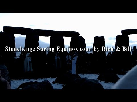 Stonehenge (Spring Equinox 2018)