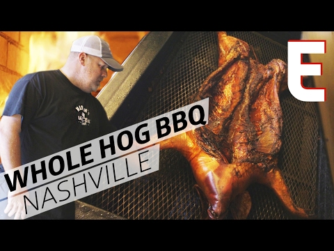 Whole Hog BBQ is Alive and Well in Nashville Thanks To Pat Martin's Bar-B-Que — How We Eat