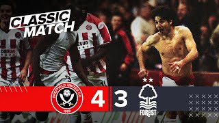 Sheffield United 4-3 Nottingham Forest | Extended Highlights | Play Off Semi-Final 2003
