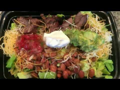 Recipe Share | Copycat Chipotle's Steak Burritos & Bowl