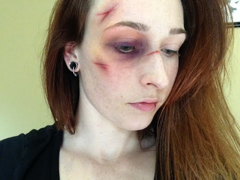 Bruised Makeup Tutorial