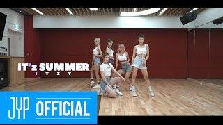 Download ITZY ″IT'z SUMMER″ Dance Practice Video