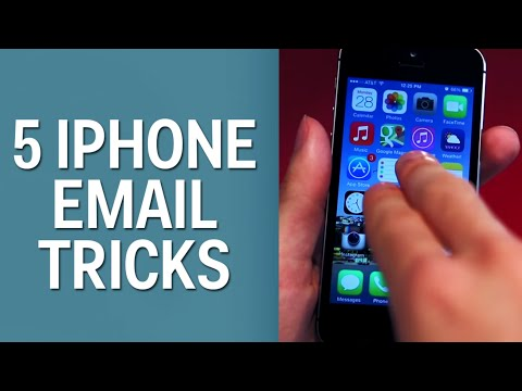 5 iPhone Email Tricks