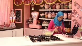 برنامج الحلويات - تجهيزات العيد: الجوزية + بسكويت اللانكشاير - الجزء الأول