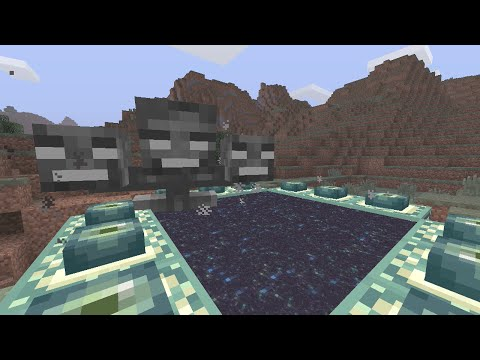 Minecraft (Xbox360/PS3) - TU19 UPDATE! - HOW TO SPAWN WITHER IN THE END - TUTORIAL