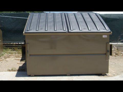 15 Yard Dumpster