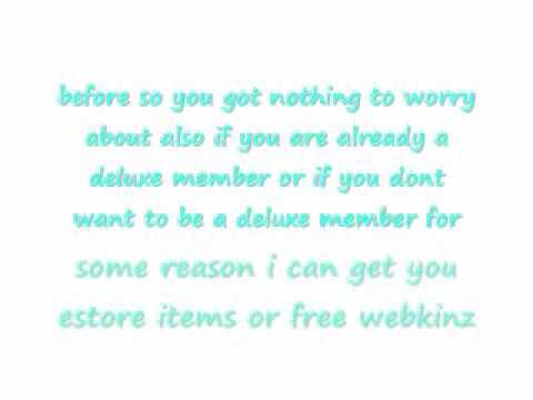 webkinz free deluxemember