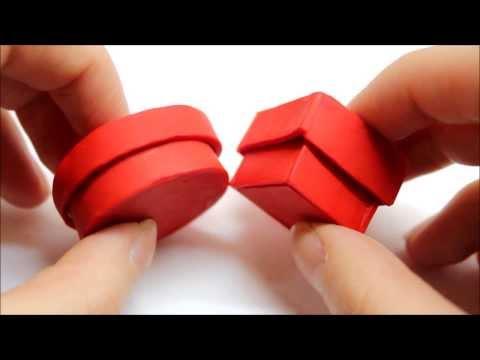 Valentine's Day Tutorial: DIY Clay Trinket Box