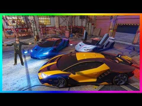 GTA ONLINE ENDING SOON, GTA 5 DLC SUPER CARS & NEW UPDATE DETAILS QNA - RELEASE DATE, PRICES & MORE!
