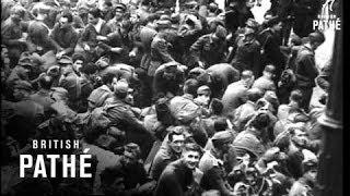 Surrender Of Brest - Pows (1944)