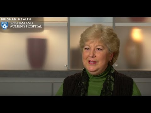 Lung Transplant Patient Video - Brigham and Women's Hospital