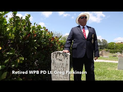 Video: William Payton remembered as the first West Palm Beach police officer killed in the line of d