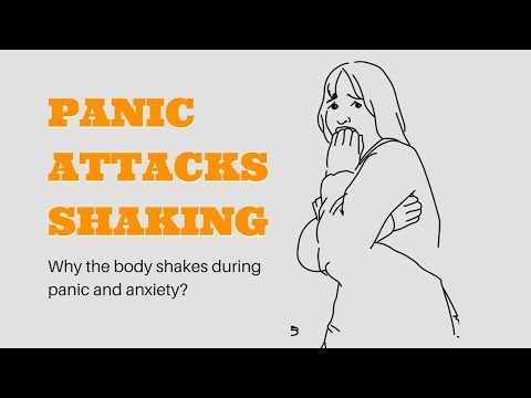 Panic Attacks Shaking - Does Shaking Happen During Panic And Anxiety