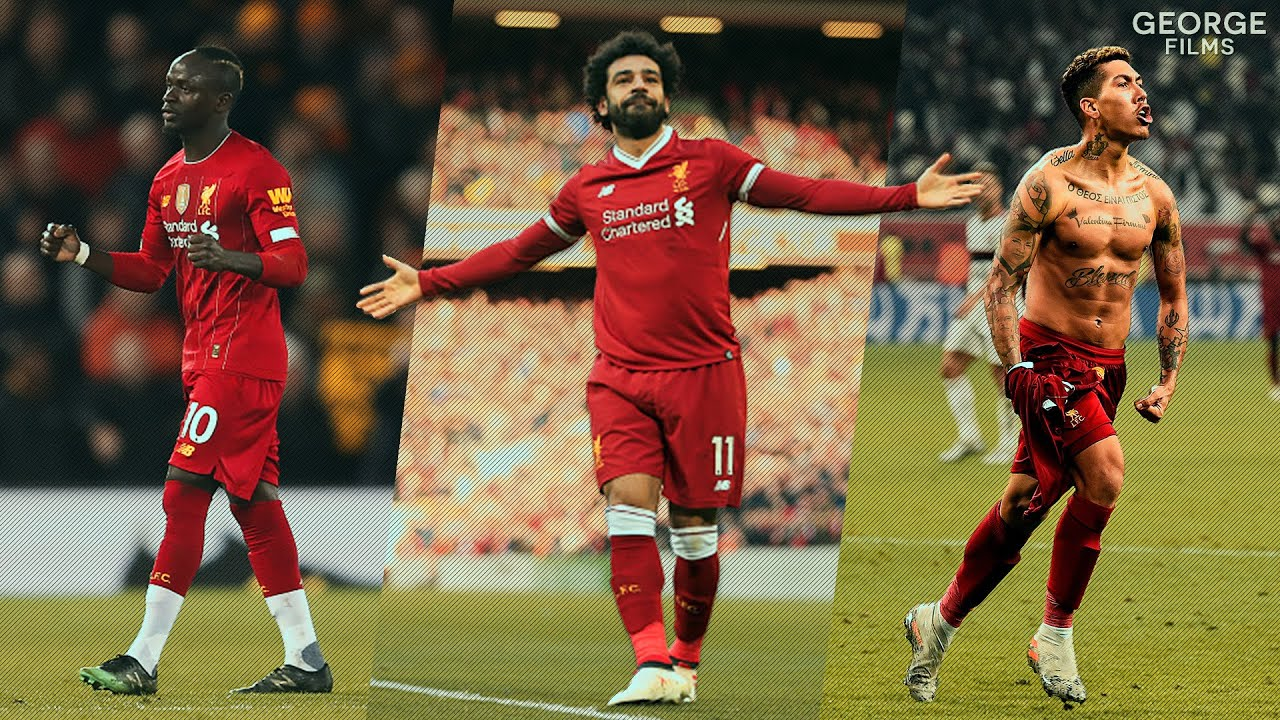 9 Times Salah, Firmino & Mane Impressed The World