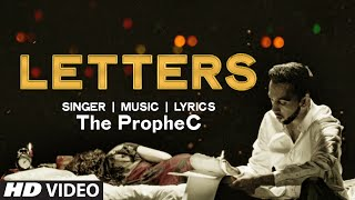 LETTERS Video Song | The PropheC | New Song 2016 | T-Series