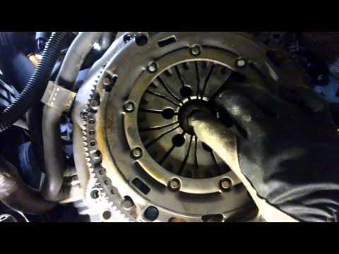 Skoda Octavia 1.9TDI 2005 damaged dual mass flywheel