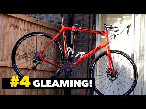 #4 Gleaming, How to Clean a Road Bike