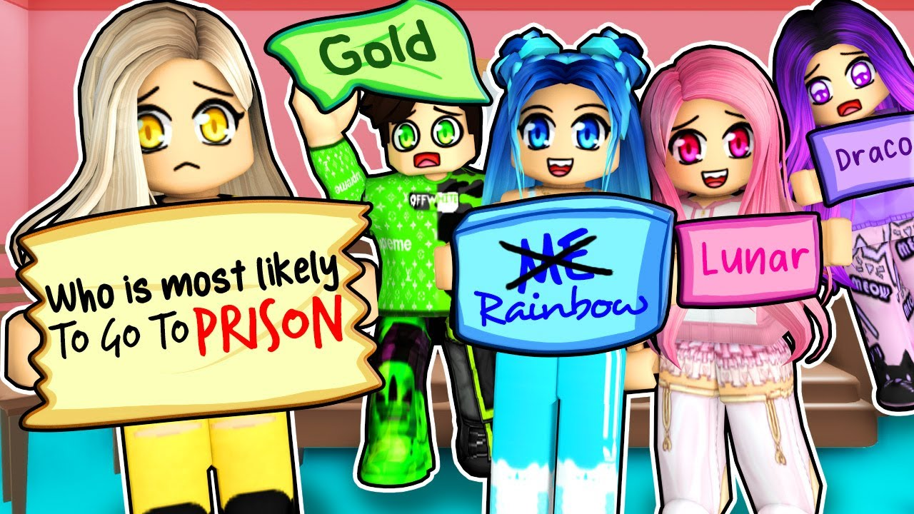 How well do we know each other? Roblox Guilty!