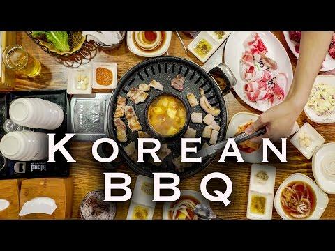 BEST KOREAN BBQ IN SEOUL | GANGNAM SOUTH KOREA