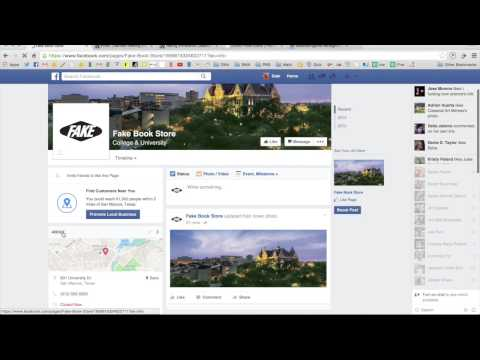 MC4382U: How to Change a Facebook Page Type or Category