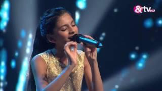 Saanvi Shetty - Sun Saathiya - Liveshows - Episode 18 - The Voice India Kids
