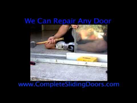 repair old doors mp4