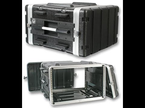 PULSE ABS-6U, tough and durable flight case from www.goodsstall.co.uk